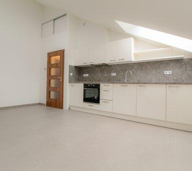 Pronájem bytu 1+kk, Brno - Žabovřesky