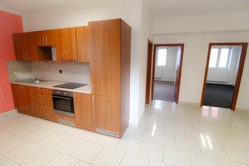 Pronájem bytu 3+kk, 64 m² - Brno - Valchařská