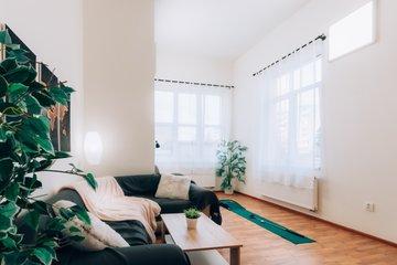 Prodej moderního loftového bytu 2+kk, 72m² - V centru Veselí nad Moravou