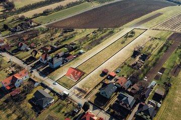 Obrovský stavební pozemek Hostětín