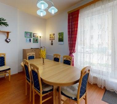 prodej bytu 2+kk se zahradou, 53 m² - Hrušovany u Brna