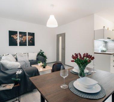Prodej bytu po rozsáhlé rekonstrukci, 2+kk, 51m² - Otrokovice