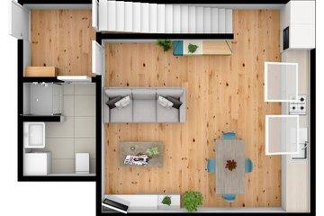 Prodej, byt 2+kk, 66 m², Uherské Hradiště, ulice Rostislavova