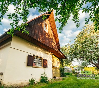 Prodej udržované chaty v zahrádkářské kolonie ve Svitavách 45 m2