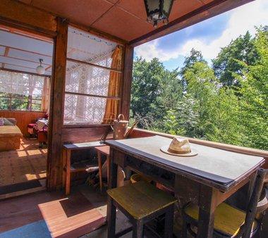 Prodej zděné chaty se zahradou Žárovicích u Plumlova
