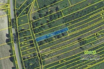 Prodej, pozemek, 463m² - Bzenec