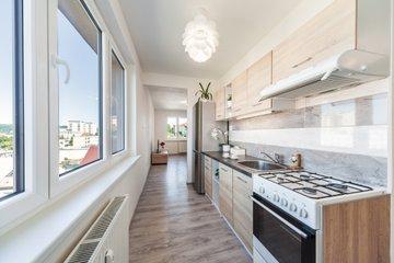 Prodej, byt 1+kk, 39 m2, Zlín, Hluboká 4147