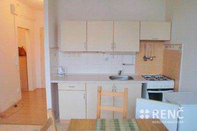 Pronájem bytu 2+kk s lodžií Kohoutovice, Prokofjevova, částečně zařízený, Ev.č.: BNSBT-11100-1