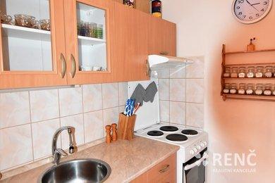 Byt 2+kk, 47 m2, na ulici Štefáčkova v Brně  - Líšni, Ev.č.: 00521
