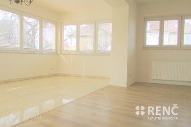 Pronájem kanceláři 110 m2, ul. SLÁDKOVA, BRNO - ČERNÁ POLE, prostory jsou vhodné i na bydlení., Ev.č.: 00563