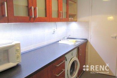 Pronájem bytu v centru 2+1 Veveří, Sokolská, Ev.č.: 00564