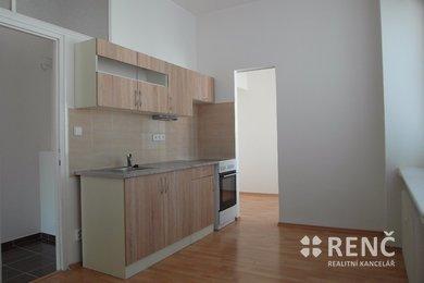 Pronájem bytu 2+1 centrum, ul. Kotlářská, cihla, Ev.č.: 00585