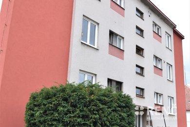 Pronájem bytu 3+1 ve Velké Bíteši, na ul. Tyršova, 73 m2, se zahrádkou 40 m2., Ev.č.: 00611