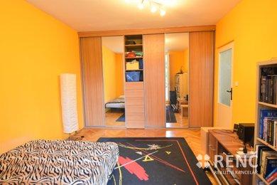 Byt 1+1 v Brně – Žabovřeskách, na ulici Topolky se dvěma lodžiemi., Ev.č.: 00631