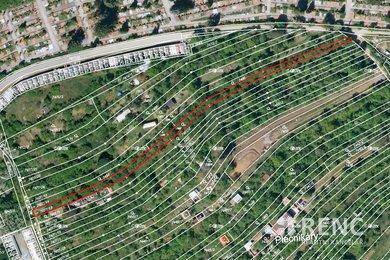 Prodej pozemku – zahrady 959 m2 v Židenicích nad ulicí Šaumannova v Brně., Ev.č.: 00645