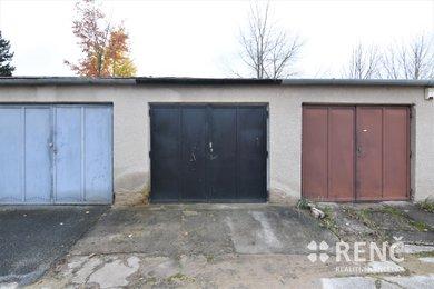 Výměna/Prodej řadové garáže při ulici Větrná v Brně - Bystrci., Ev.č.: 00687