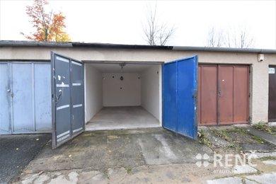 Prodej nebo výměna řadové garáže při ulici Větrná v Brně - Bystrci., Ev.č.: 00687