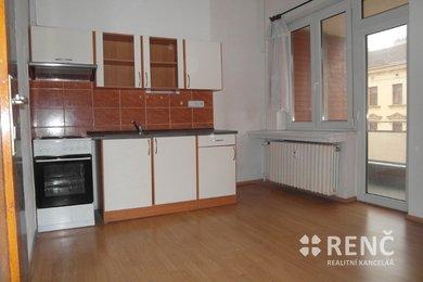 Pronájem bytu 2+1  v bezprostřední blízkosti centra Brna na ulici Dřevařská, Ev.č.: 00690