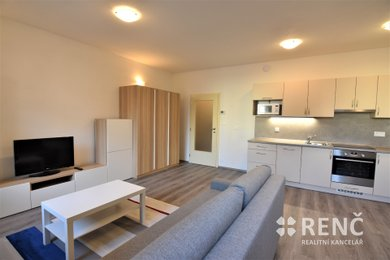 Byt 1+kk, 40 m2, v novostavbě zděného domu, s možností garážového stání, Brno – střed,  ul. Milady Horákové, Ev.č.: 00714