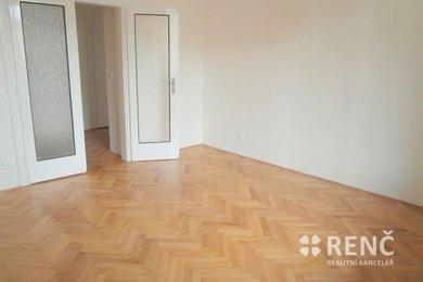 Pronájem zrekonstruovaného  bytu 1+1 Černá Pole, ulice Černopolní, nezařízeno, Ev.č.: 00717