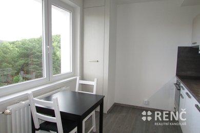 Pronájem bytu 1+1 po rekonstrukci v klidné části Brna – Bystrci, ul. Štouračova, Ev.č.: 00757