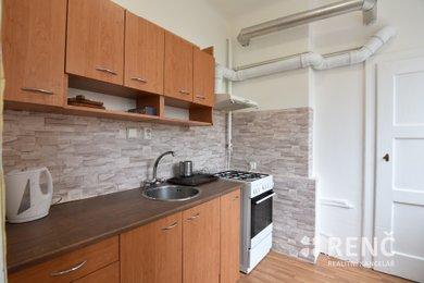 Zděný byt 2+kk v Brně – Králově Poli, na ul. Střední, výměry 45 m2, Ev.č.: 00768