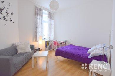 Pronájem bytu 1+1 o celkové ploše 39,65 m2 ve zrekonstruovaném bytovém domě na ulici Veselá v centru Brna, Ev.č.: 00786