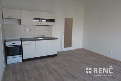 Pronájem nového nadstandardního bytu 1+kk v bezprostřední blízkosti centra Brna, ul. Štefánikova, Ev.č.: 00558-1