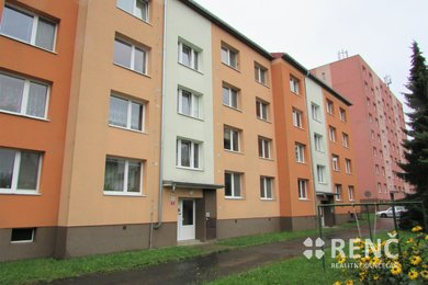 Prodej družstevního bytu 2+1 (57,5 m2 + lodžie), ul. Popkova, Kuřim, Ev.č.: 00823