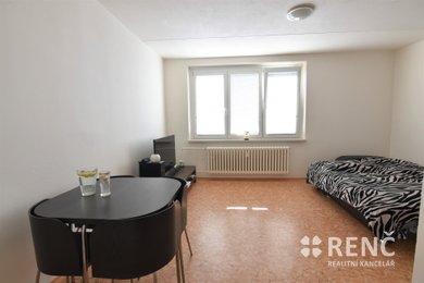 Byt 1+kk, 32,6 m2, na ulici Souhrady, v Brně - Bohunicích, Ev.č.: 00828