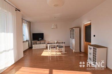 Pronájem zděného bytu 2+1, 62 m2, se dvěma lodžiemi a s parkovacím stáním, v Brně – Řečkovicích, na ul. K Západi, Ev.č.: 00838