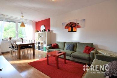 Pronájem bytu 4+1, ul. Kamínky, Brno – Nový Lískovec, 89 m2, s lodžií a krásným výhledem., Ev.č.: 00840