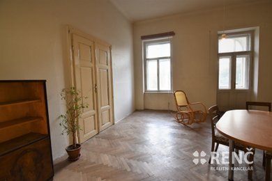 Pronájem zděného bytu 2+1, Brno – střed u Lužáneckého parku, na ul. Drobného, Ev.č.: 00847