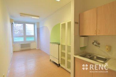 Ordinace se zázemím 31,2 m2, Brno – Královo Pole, Palackého třída, Ev.č.: 00883