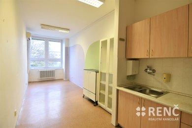 Ordinace 16,2 m2 + zázemí, Brno – Královo Pole, Palackého třída, Ev.č.: 00884