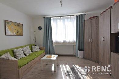 Pronájem zděného bytu 1+1, Brno – střed, ul. Gallašova, Ev.č.: 00916