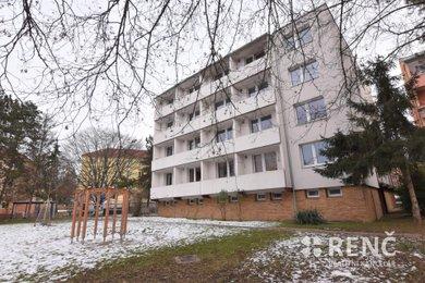 Pronájem bytu 2+1 v Brně – Žabovřeskách na ul. Zborovská se dvěma lodžiemi., Ev.č.: 00919
