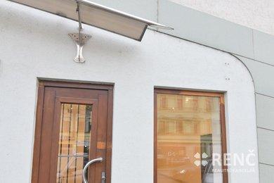 Pronájem nebytového prostoru 120 m2, KRÁLOVO POLE, Palackého třída, Ev.č.: 00886-1