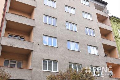 Pronájem bytu 3+1 (93,4 m2) ul. Staňkova, Královo Pole u Lužáneckého parku, Ev.č.: 00956