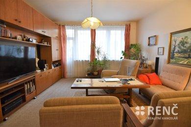 Prodej zděného bytu 2+1 v OV, 71 m2 + dvě lodžie, ul. Špitálka, Brno - střed, Ev.č.: 00958