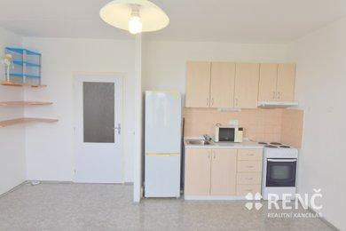 Pronájem bytu 1+kk v Novém Lískovci v blízkosti univerzitního kampusu, Ev.č.: 00760-2