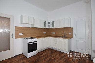 Pronájem bytu 2+1 po rekonstrukci v přízemí zděného bytového domu na ulici Kotlářská v Brně., Ev.č.: 00465-1