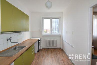 Pronájem bytu 2+1 ve zděném  bytovém domě v ulici Šumavská, k.ú. Veveří, Ev.č.: 00604-1