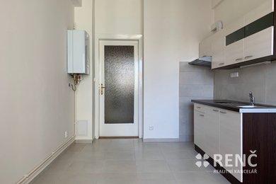 Pronájem nově zrekonstruovaného  bytu 1+1 Černá Pole, ulice Černopolní, Ev.č.: 00485-2