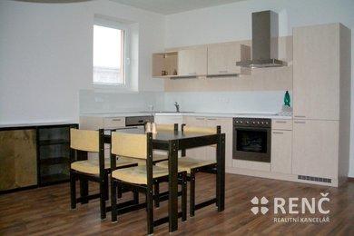 Pronájem bytu 3+KK (93 m2) s garáží na ul. Ke statku, Brno - Medlánky., Ev.č.: RENC-5286-1