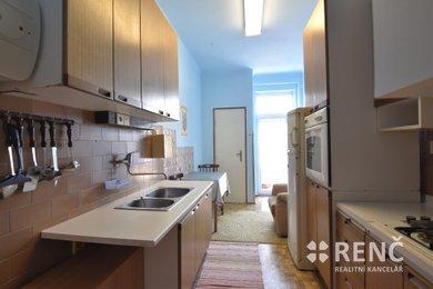 Prodej zděného bytu 1+1, 46 m2, ul. Bayerova, Brno - střed, Ev.č.: 00998