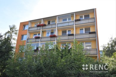 Pronájem bytu 2+1 v Brně – Žabovřeskách na ul. Vychodilova se dvěma lodžiemi., Ev.č.: 00999