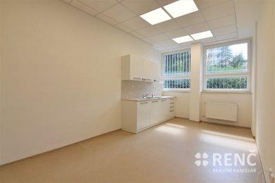 Ordinace 33,65 m2 + zázemí, Brno – Královo Pole, Palackého třída, Ev.č.: 01000