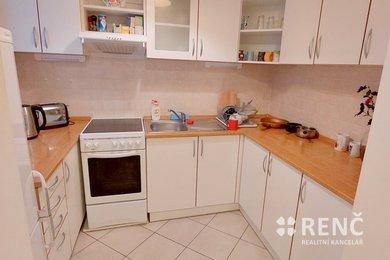 Pronájem bytu 1+1 o celkové ploše 39,65 m2 ve zrekonstruovaném bytovém domě na ulici Veselá v centru Brna, Ev.č.: 01016