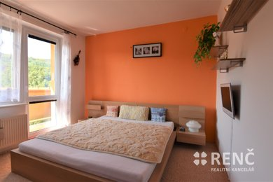 Prodej bytu 3+1 na ul. Petra Jilemnického v Adamově, Ev.č.: 01021